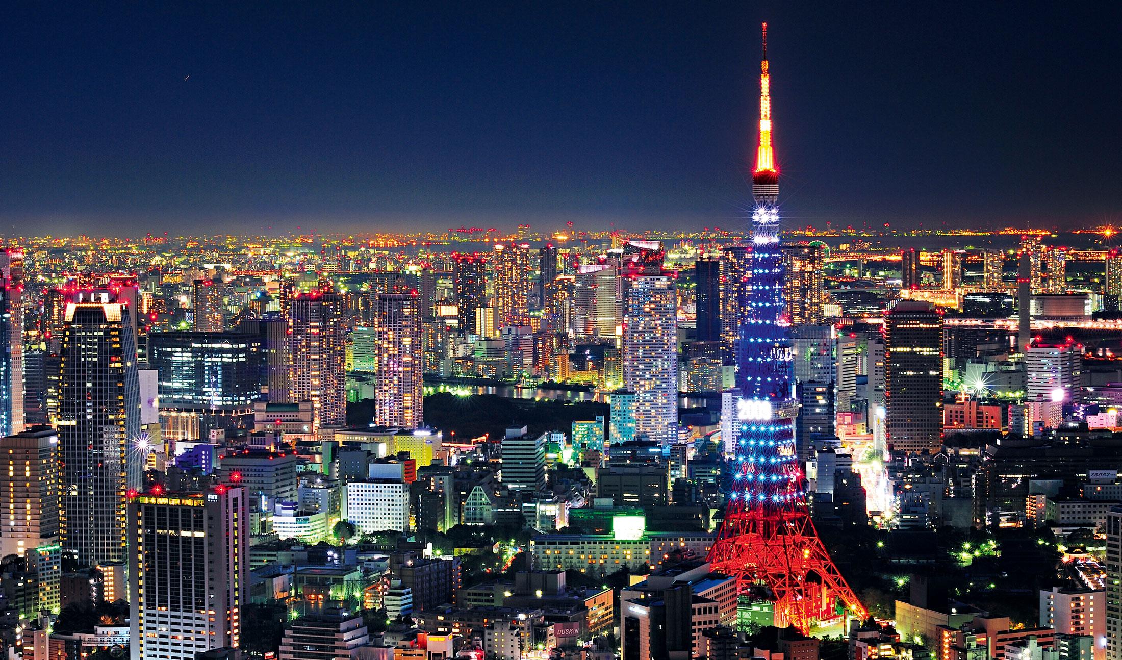 Les grands sites avec Nikko et Fujisan