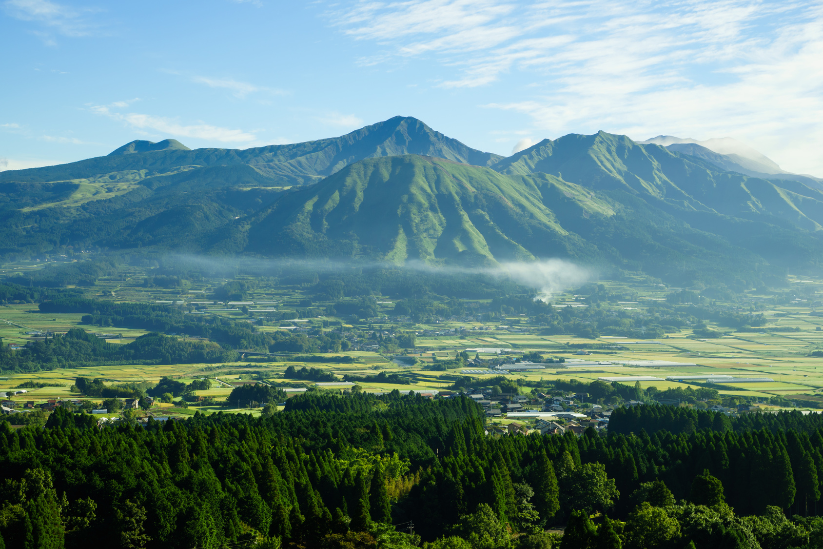 Cap au Sud vers Kyushu