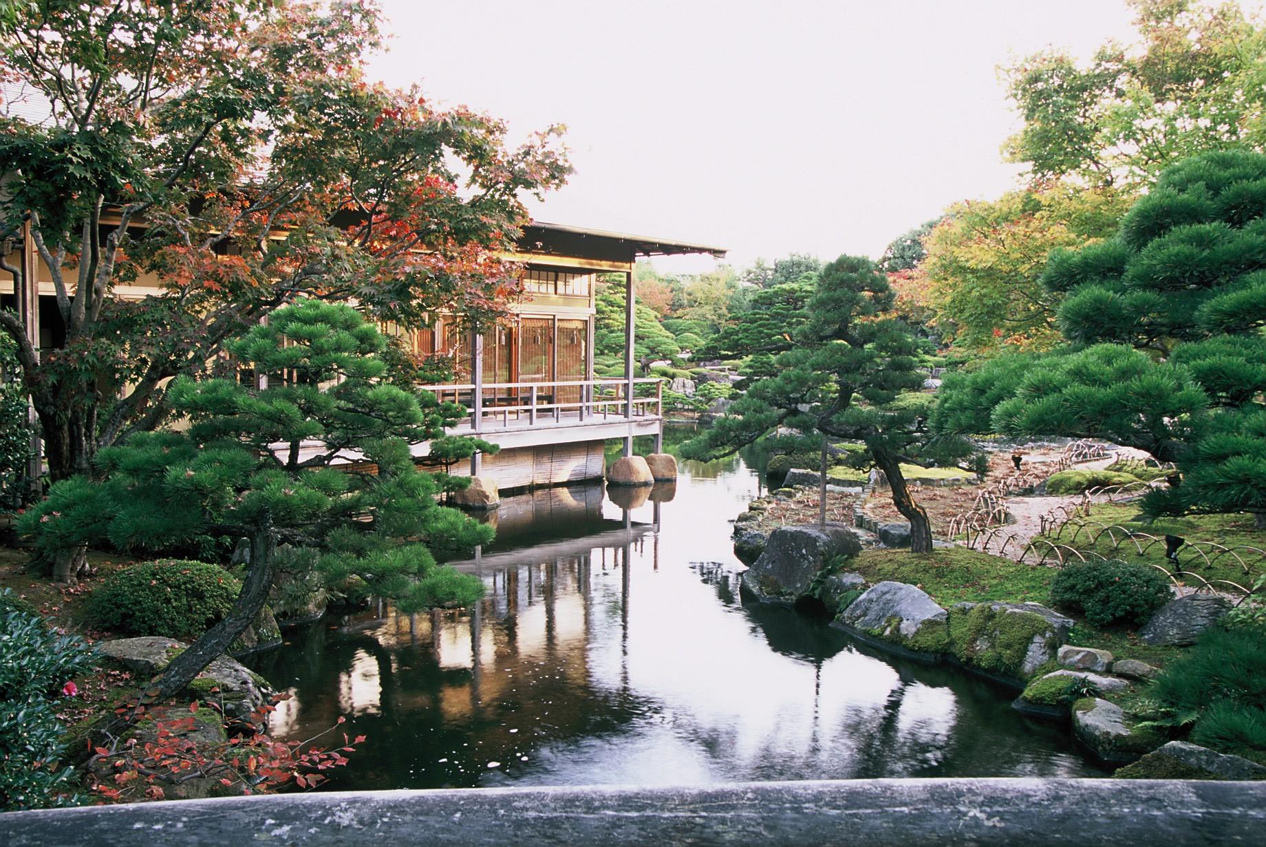 Jardin japonais kanazawa matue et okayama votre voyage for Jardines okayama